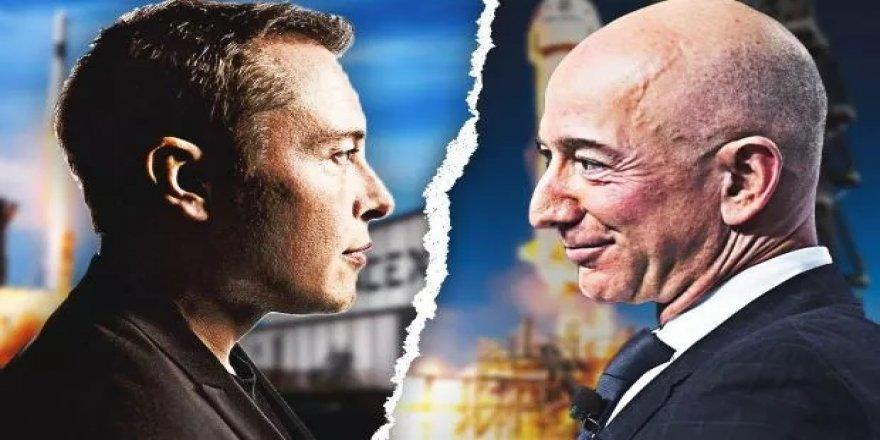 Dünyanın en zengin iki insanı Dünya'yı paylaşamıyor