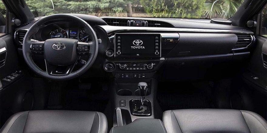 Toyota, 2020'deki 9,53 milyon araç satışıyla ilk sıraya yerleşti