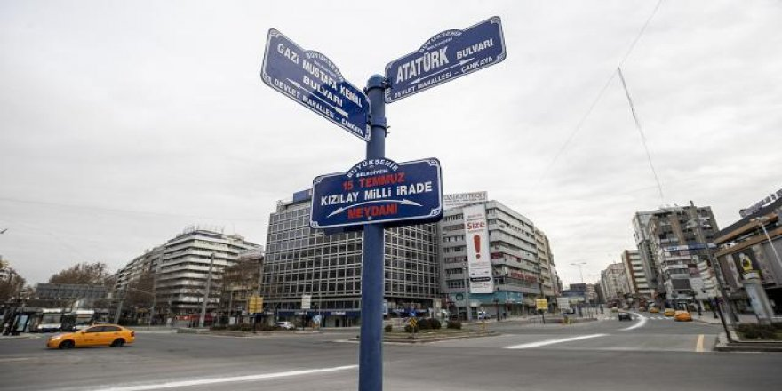 Ankara meydanlarında ücretsiz internet