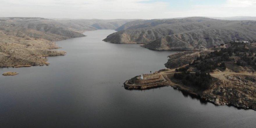 Kırıkkale'de barajlar umut verdi: Su seviyesi yüzde 90'a yükseldi