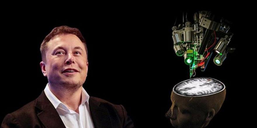 Elon Musk'ın insan beynine çip takma projesi için tarih verdi
