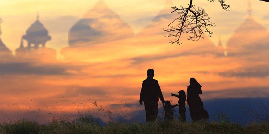 'Türkiye'deki hane halkı büyüklüğü 2020 yılında 3,30 kişiye düştü'