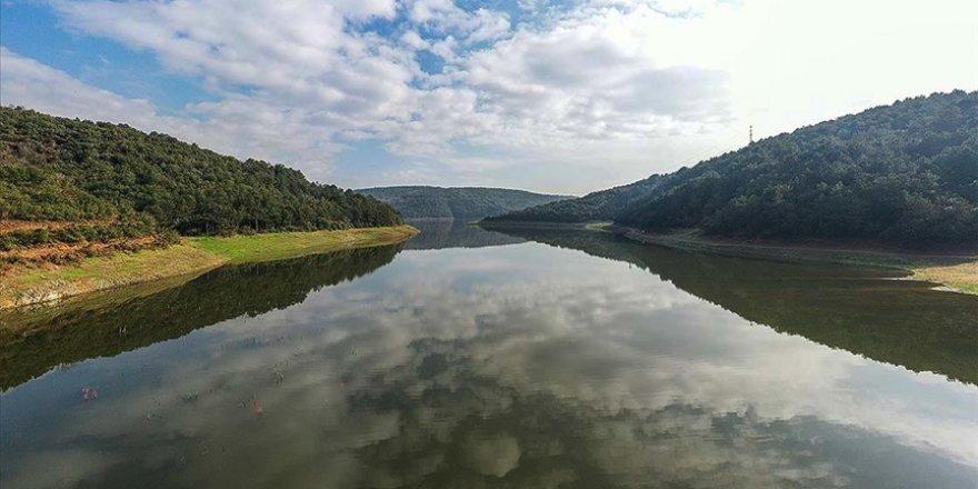 Rahmet sevinci: İstanbul'un barajlarındaki su miktarı 58,23'e çıktı
