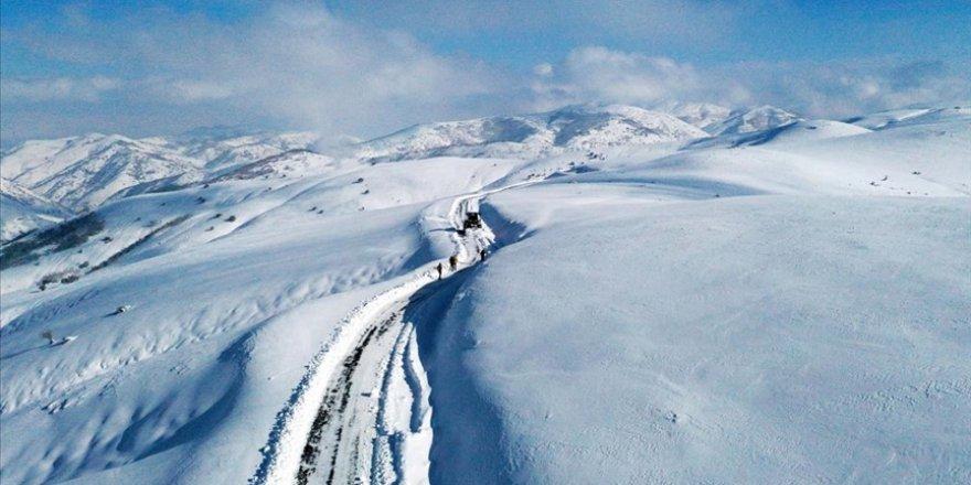 Doğu Anadolu'da yarın kar yağışı bekleniyor