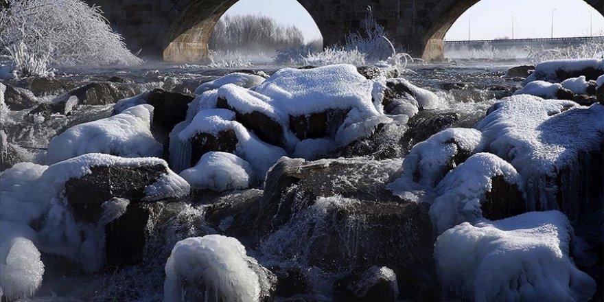 Sivas sıfırın altında 27,1 dereceyle Türkiye'nin en soğuk ili oldu