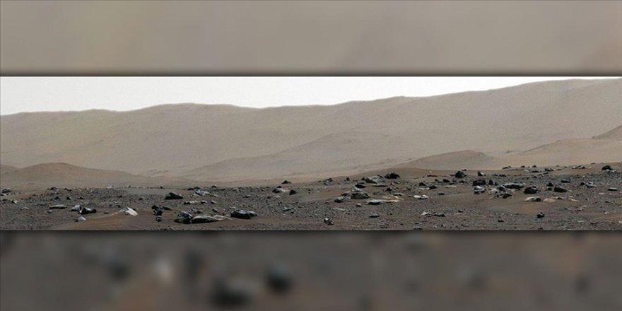 Mars'ın bugüne kadar çekilmiş en net fotoğrafı