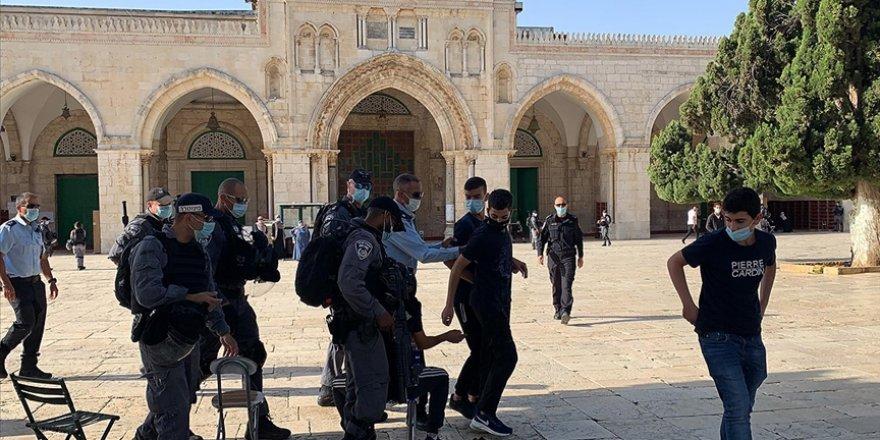 Kudüs İslami Vakıflar İdaresi: İsrail Mescid-i Aksa'da gerilimi tırmandırıyor