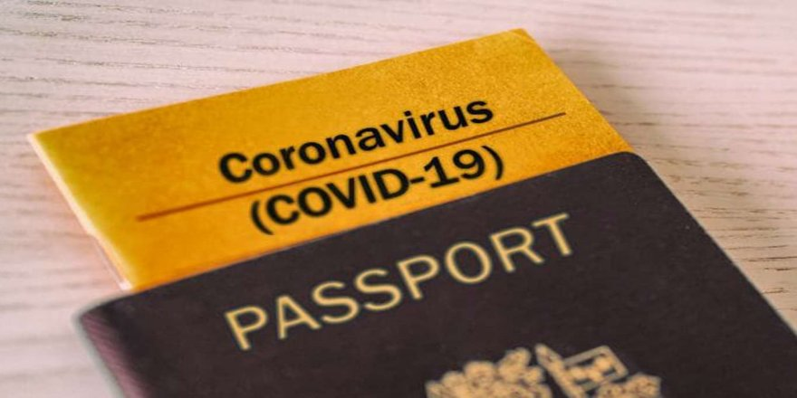 Covid-19 'Aşı pasaportu' nedir?