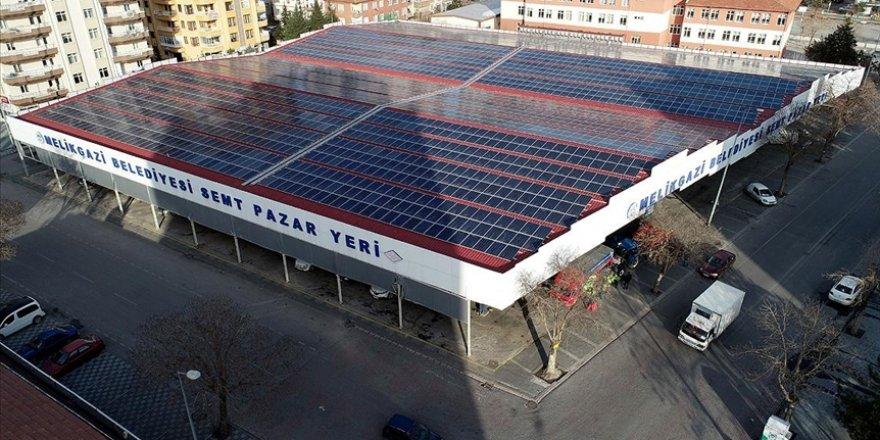 Belediye, Güneş enerjisi ile 1000 dairenin gideri kadar elektrik üretiyor