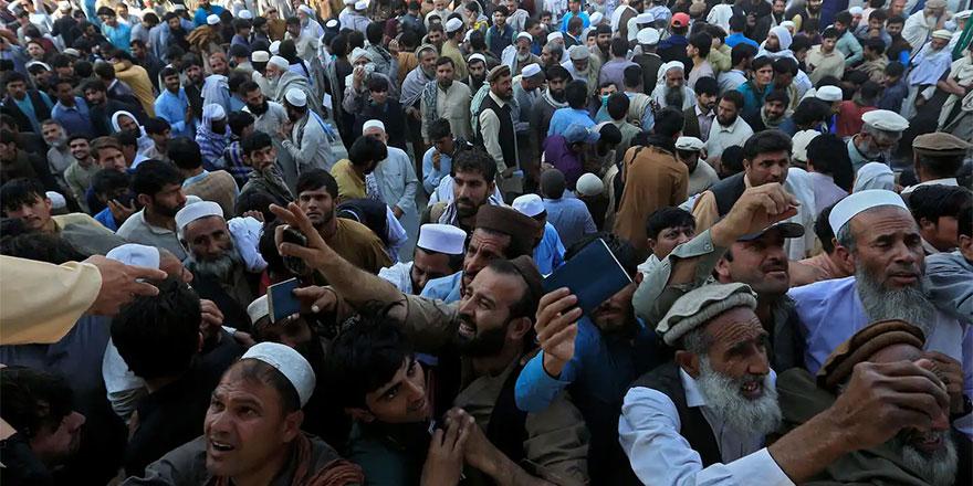 Uluslararası toplum, Afgan halkını 40 yıldır barıştan mahrum bıraktı