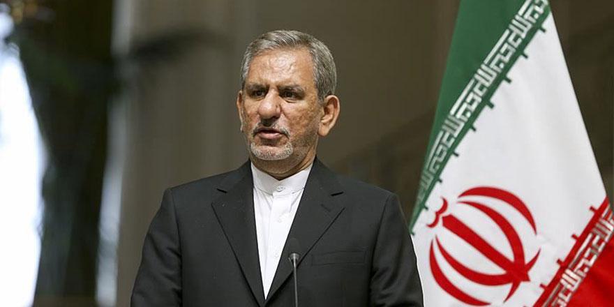 İran Cumhurbaşkanı Yardımcısı: Sünnilerin haklarının ihmal edildiğini kabul ediyorum