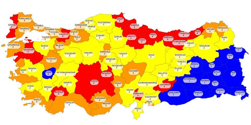 Yeni kontrollü normalleşme süreci başladı: İstanbul, Ankara, İzmir, Bursa