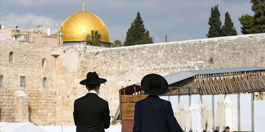 İsrailli Yahudilerin Mescid-i Aksa rüyası