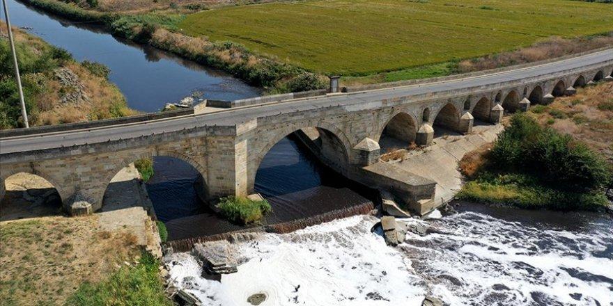 Restorasyon ihalesi tamamlanan tarihi Uzunköprü'nün onarımına başlanacak