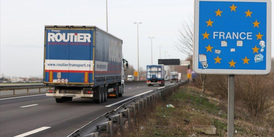 Fransa'nın Calais kenti İngiltere için AB'nin yeni sınır kapısı haline geldi