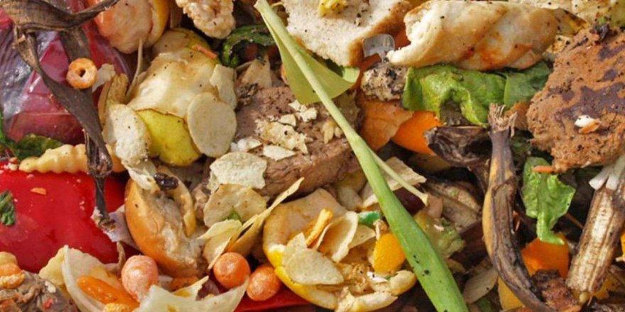Dünya'da gıdaların yüzde 17'si israf oluyor