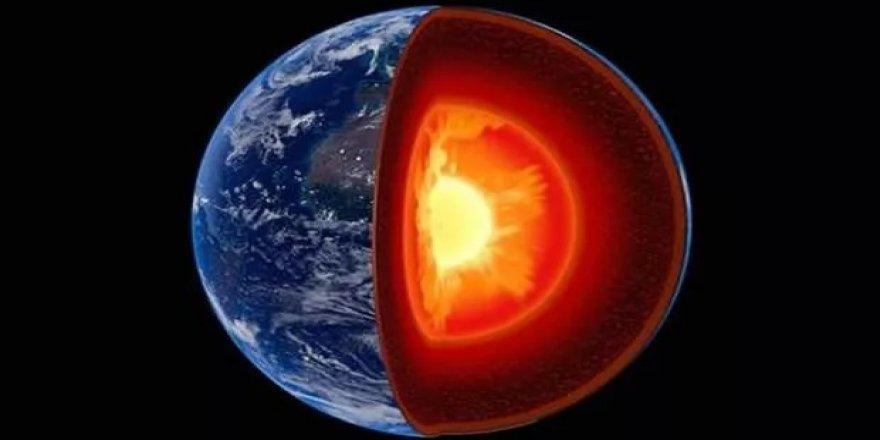 Bilim adamlarından Dünya ile ilgili şaşırtan keşif!