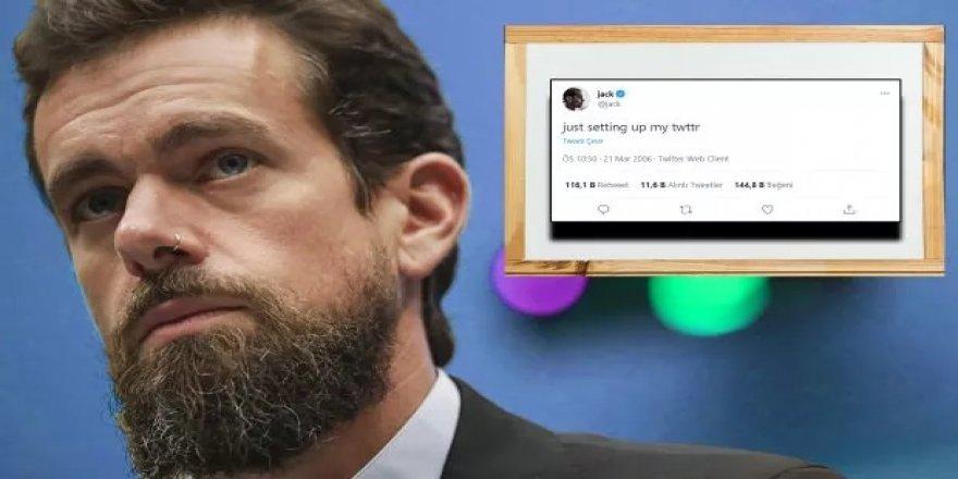 Dünyanın ilk ve en pahalı tweetini bir Türk satın aldı