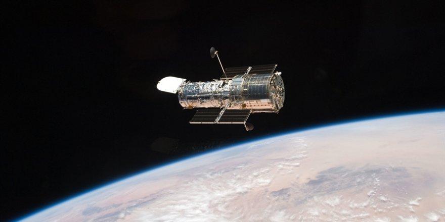 """Hubble Uzay Teleskobu 10 gündür """"güvenli modda"""""""