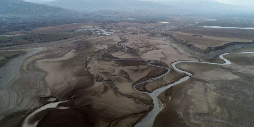 Barajlarda kuraklık yüzde 6.7 oranında arttı