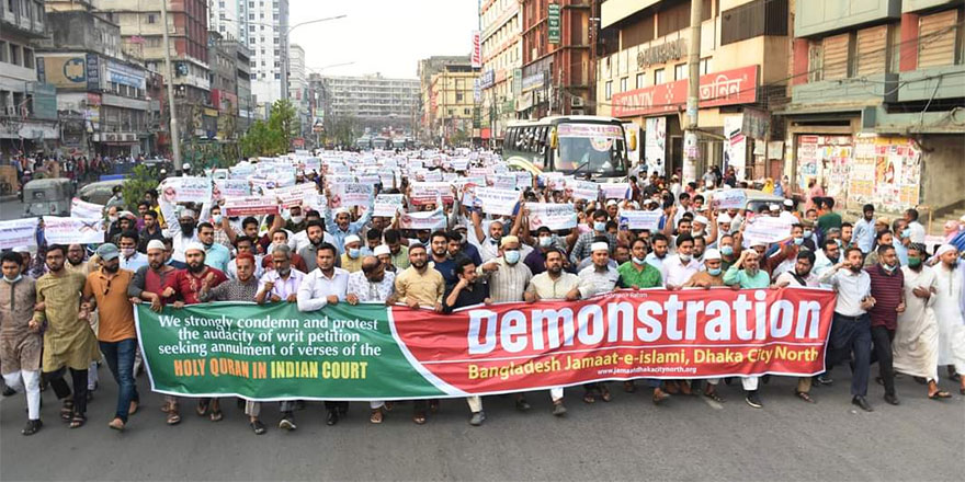 Hindistan'da çok tehlikeli adım: Kur'an'dan 26 ayet çıkarılsın!