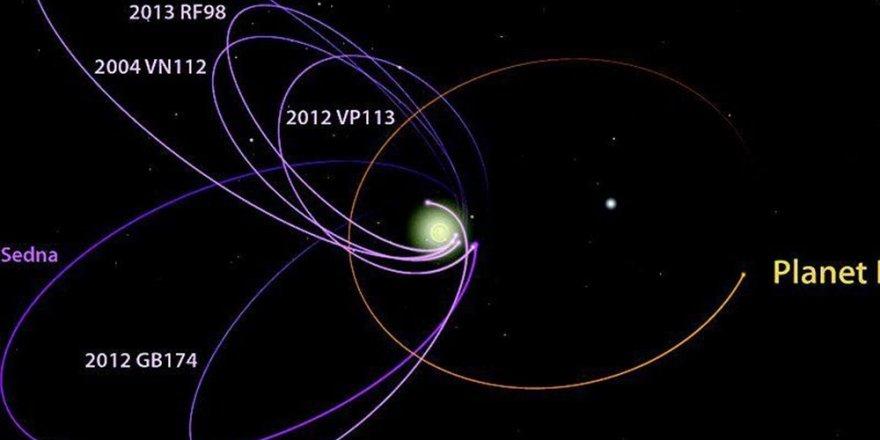 Dünya'nın hemen dibinde, 9. gezegen bir kara delik mi?