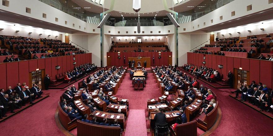 Avustralya Parlamentosu'ndan Çin'e Doğu Türkistan önergesi