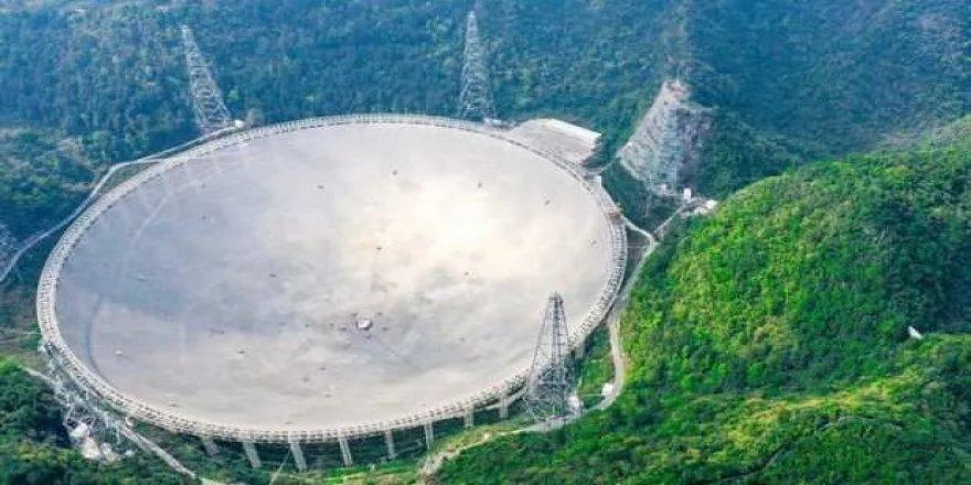 Çin'in FAST teleskobu uluslararası bilim insanlarının kullanımına resmen açılıyor