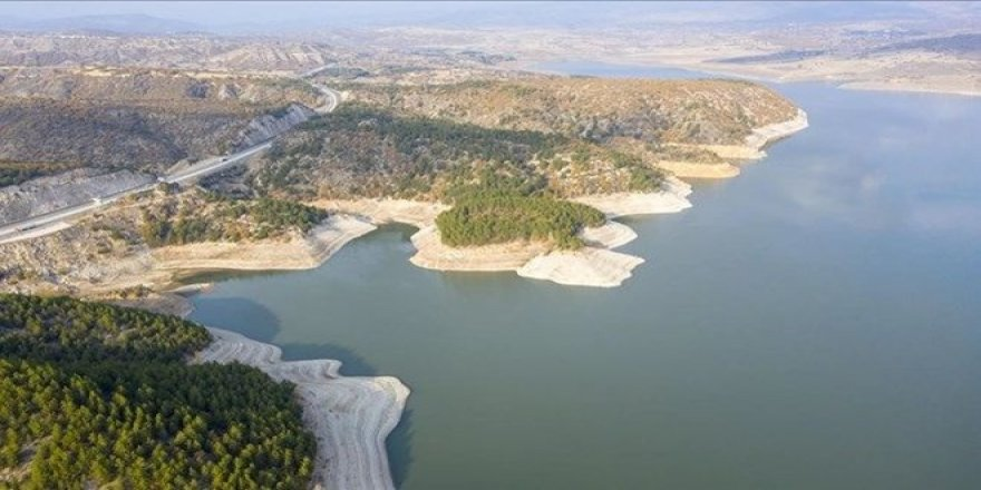 Ankara'nın 140 günlük suyu kaldı