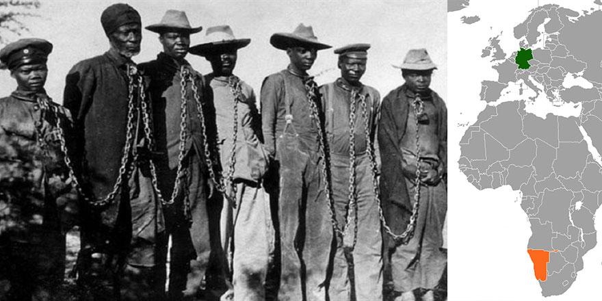 Almanya, Namibya'daki soykırım için özür dileyecek