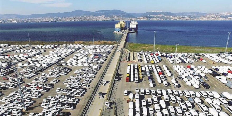 İlk çeyrekteki otomotiv ihracatında en büyük pay yüzde 67'yle AB ülkelerinin oldu