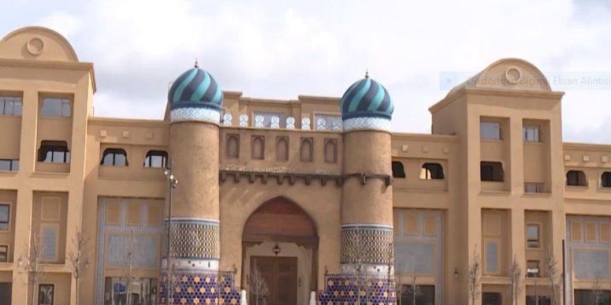 """Kazakistan'da dev """"Kervansaray"""" projesi hayata geçiyor"""