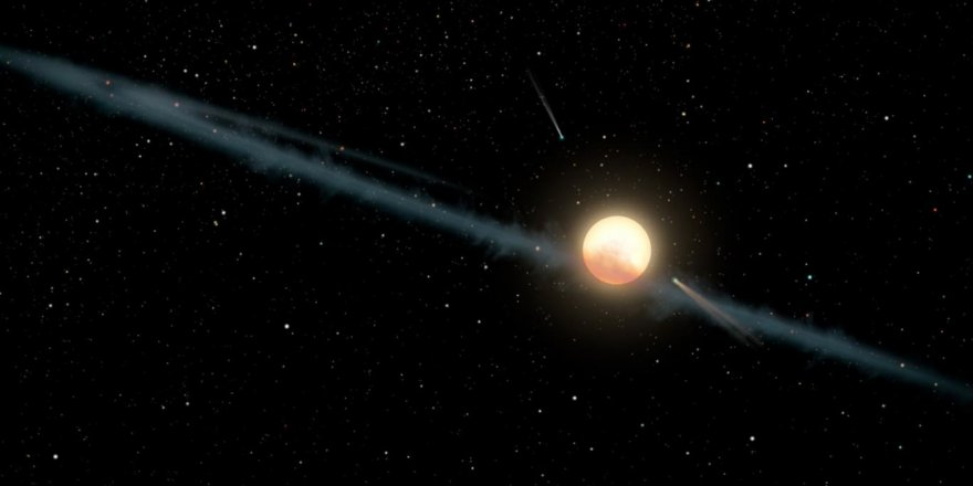 Dünya'ya her yıl 5 bin tondan fazla kozmik toz yağıyor