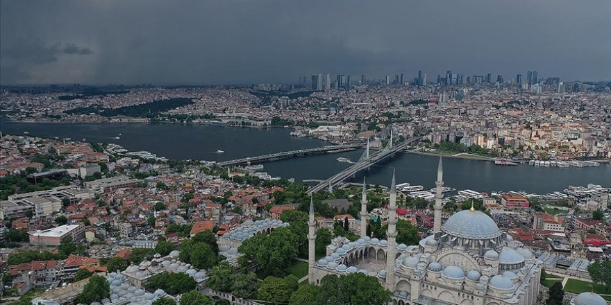 Marmara Bölgesi'nin doğusunda sağanak bekleniyor