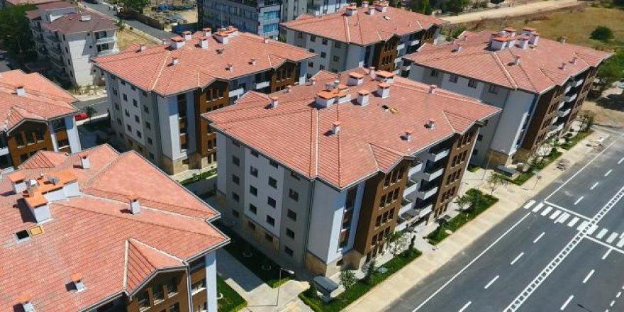 Kırım Tatarları için Ukrayna'da TOKİ eliyle 500 konut inşa edilecek