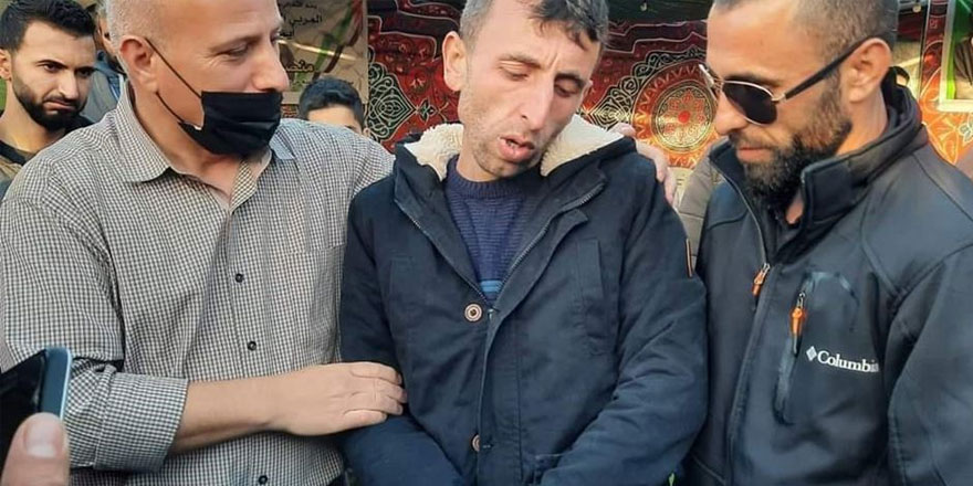 İsrail'in 17 yıl hapiste tuttuğu Filistinli genç, hafızasını kaybetti