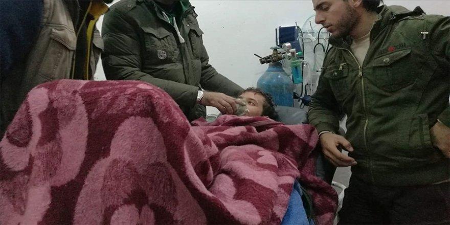 Esed rejimi güçleri 2018'de Serakib'de kimyasal silah kullandı
