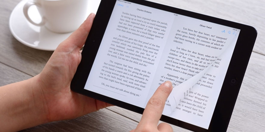 Türkiye'nin e-kitap kullanım oranı belli oldu