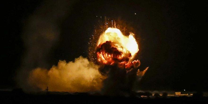 İsrail'in Gazze'de sivillerin ölümüne yol açan hava saldırıları terör eylemidir