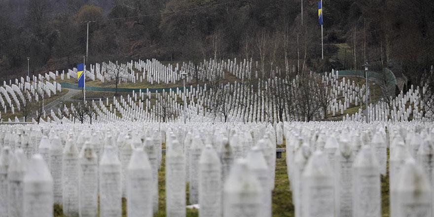 Bosna soykırımının inkarının cezalandırılmasına ilişkin yasa çıktı