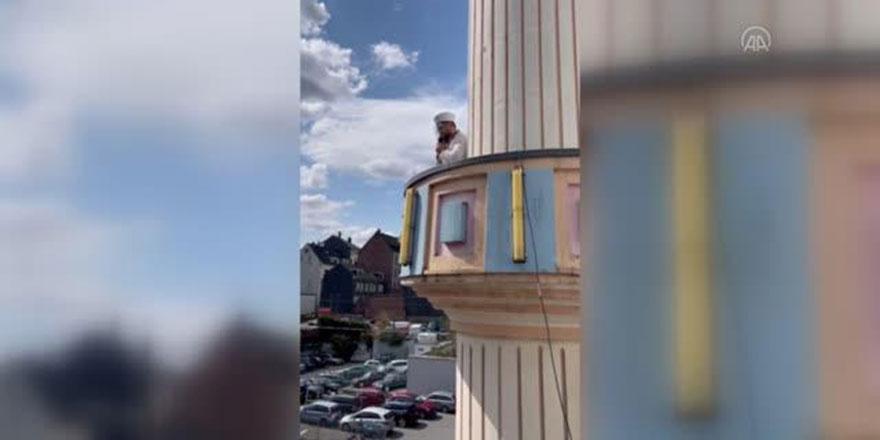Almanya'nın Wuppertal kentinde Cuma ezanı hoparlörle okunmaya başlandı