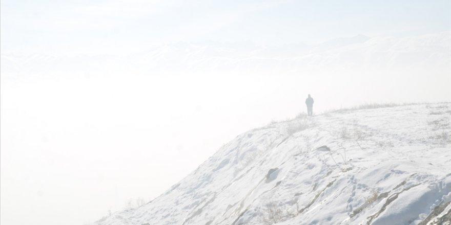 Van, Hakkari, Bitlis ve Muş için çığ uyarısı