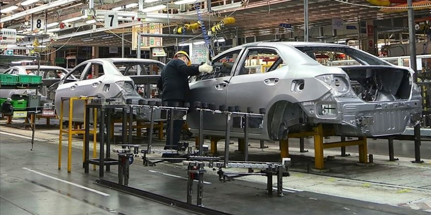 Sakarya'dan yılın ilk çeyreğinde 1,3 milyar dolarlık otomotiv ihracatı