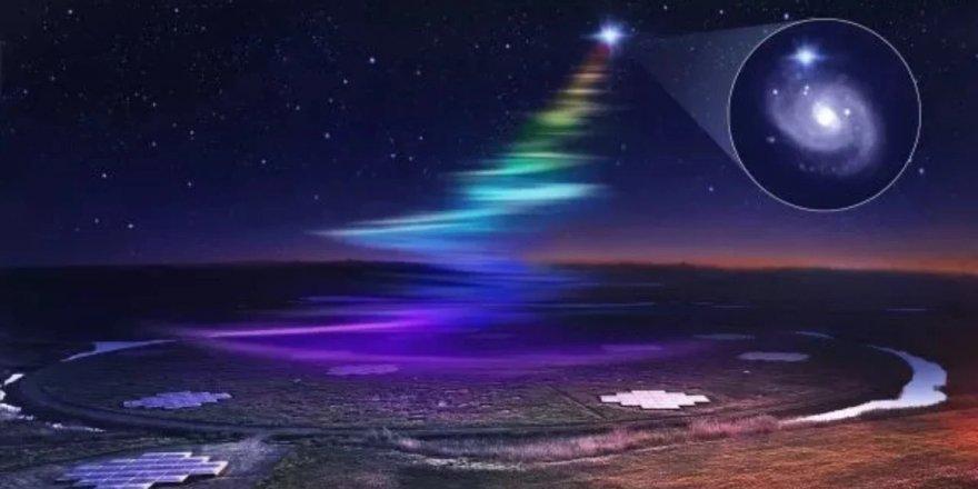 Gizemli gök yapılarını ilk kez resmettiler
