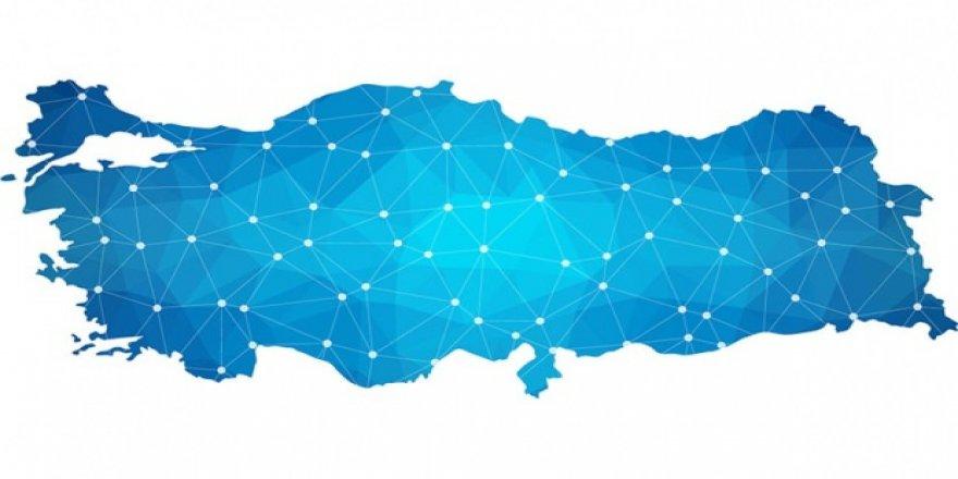 Dijital Türkiye'nin skoru 100 üzerinden 68