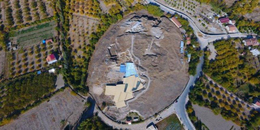 Arslantepe Höyüğü UNESCO'nun kalıcı listesine aday