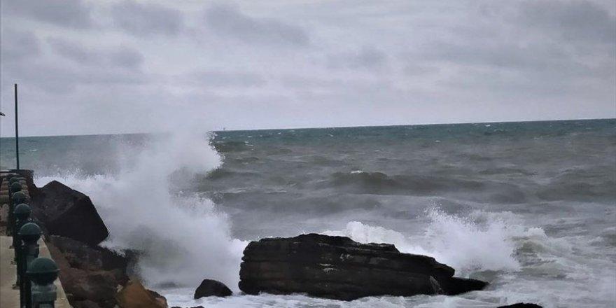 Doğu Anadolu ve Doğu Karadeniz'de bugün fırtına bekleniyor