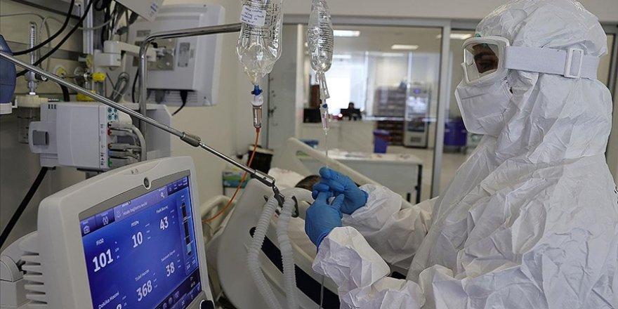Türkiye'de 11 bin 937 kişinin Kovid-19 testi pozitif çıktı, 203 kişi yaşamını yitirdi
