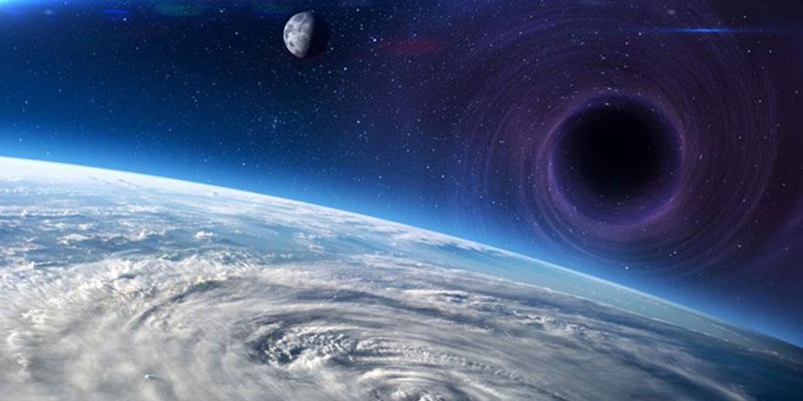 Dünyaya en yakın kara delik: Güneşten 3 kat daha büyük