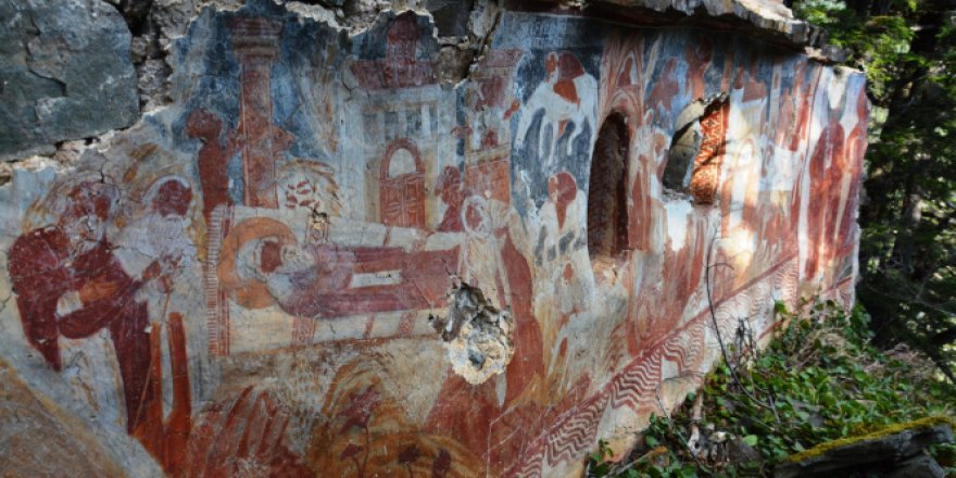 Restorasyon çalışmaları sırasında bulunmuştu, turizme açılacak